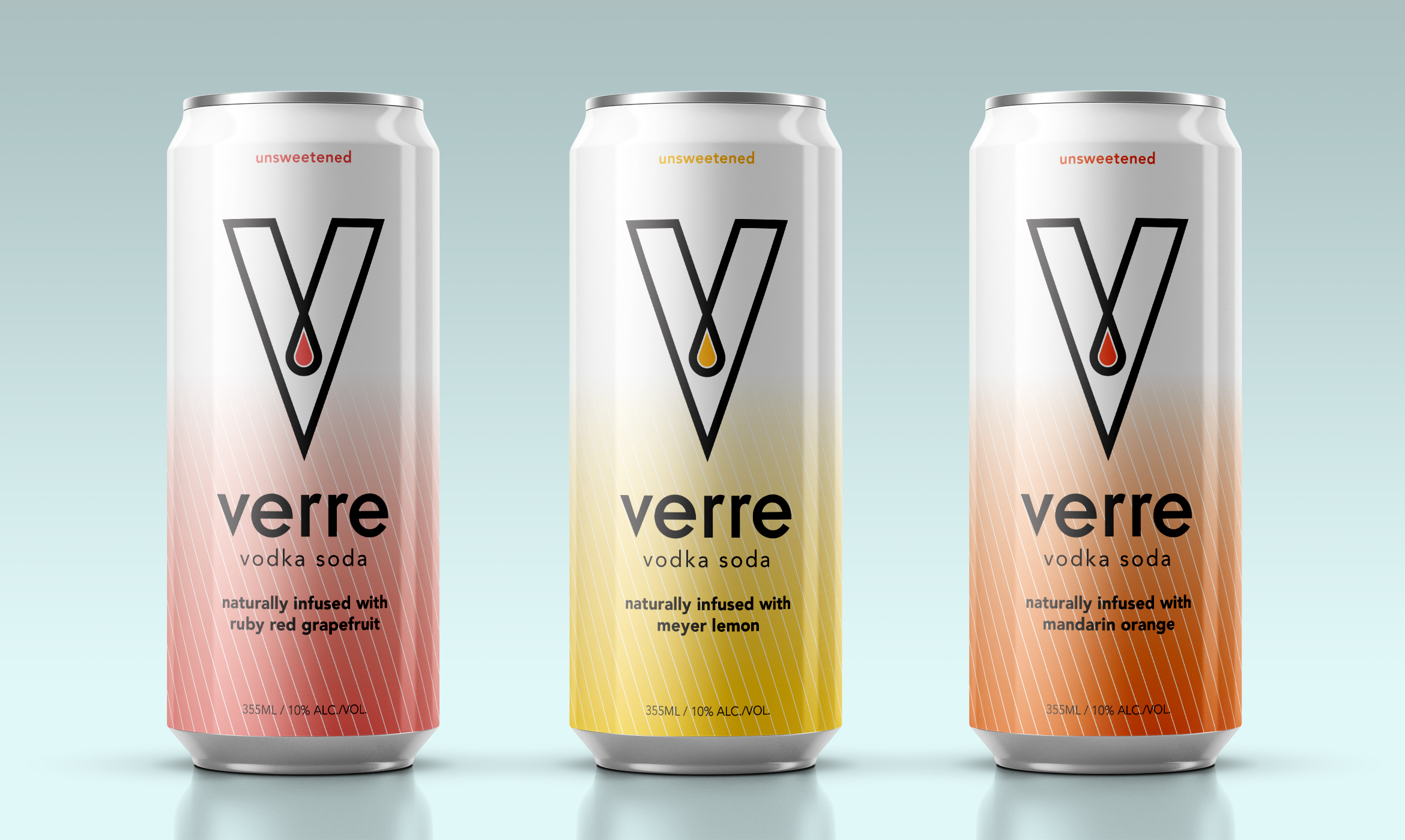 Verre drink can concepts